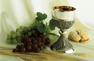 Места Писания о том, как принимать Причастие