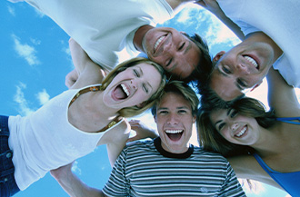 Молясь о подростках: об их духе, разуме и теле